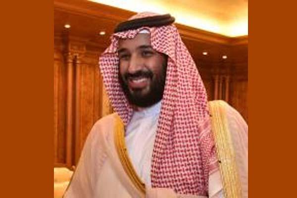 Crown Prince Mohammed bin Salman bin Abdulaziz Al Saud