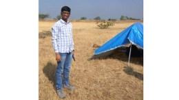 Nagarjuna Danda at Field Camp