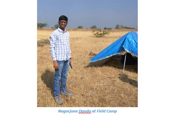 Nagarjuna Danda at Field Camp