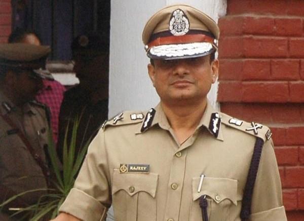 Rajeev Kumar Kolkata Police Commissioner