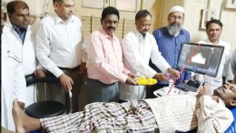 Gujarat based businessman donates new Ultra Sound machine to OGH New machine will decongest load, reduce the waiting time for patients