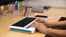 IIT researchers develop Braille laptop for visually impaired