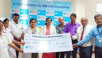 SBI Life pitches to support Paediatric Cancer