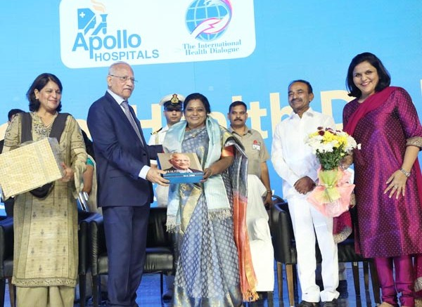 Technology is changing, changing the face of modern medicine : Dr. Tamilisai Soundararajan