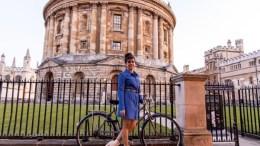 Oxford University invites Sanya Malhotra, actress wows the students