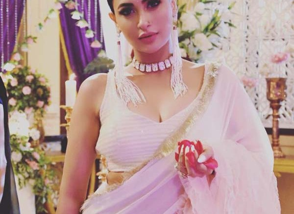 Pavitra Punia playing the role of Timnasa in SOny SAB's Baalveer returns