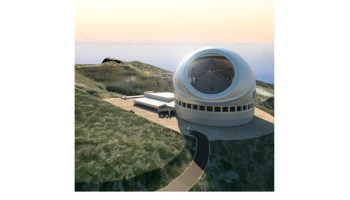 Thirty Meter Telescope slated to be the world's largest ground-based telescope