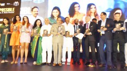 I M POSSIBLE authored by Dr K Hari Prasad released by a galaxy of celebs