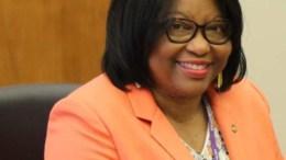 Pan American Health Organization Director Carissa F. Etienne