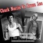 Has Tela Lutas – Bruce Lee vs Chuck Norris