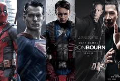 Os 10 Melhores Filmes de Ação de 2016