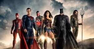 Primeira imagem do filme Liga da Justiça
