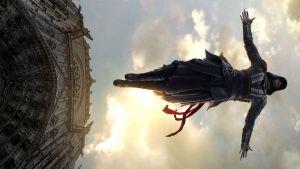 Assassin's Creed Movie (Salto da Fé)