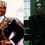 Pule do sofá, tem novo Matrix e Um Príncipe em Nova York 2