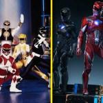 10 Curiosidades sobre o Novo Filme dos Power Rangers