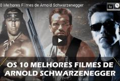10 Filmes de Arnold Schwarzenegger que você precisa Ver !