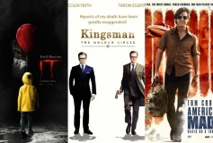 5 Filmes Para Assistir no Cinema em Setembro