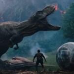 Primeiro Trailer de Jurassic World: Reino Ameaçado e Painel da Universal na CCXP