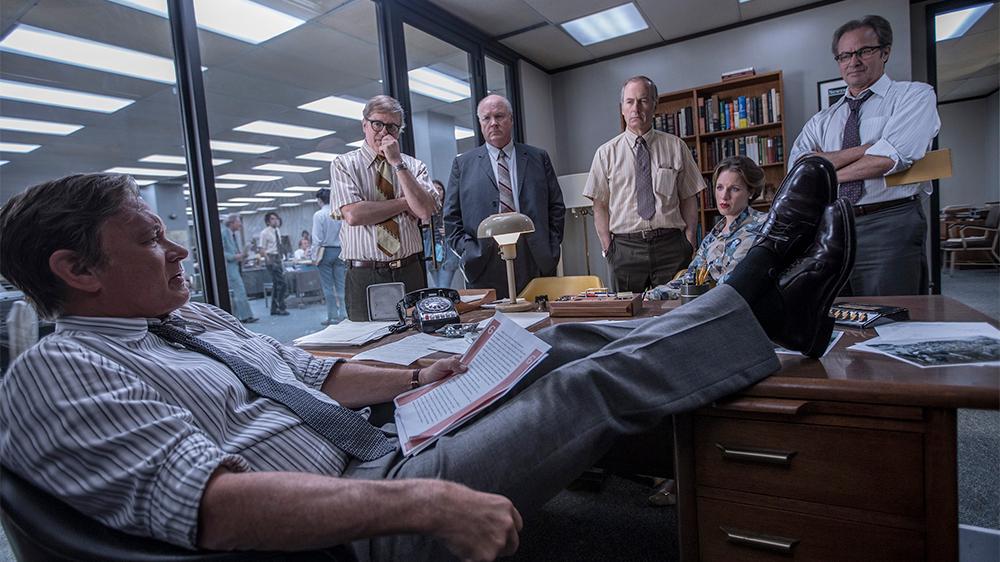 Tom Hanks, The Post: A Guerra Secreta