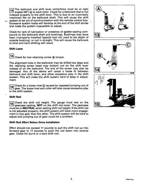 small resolution of diagnosis of cobra shift problems page 4 155k
