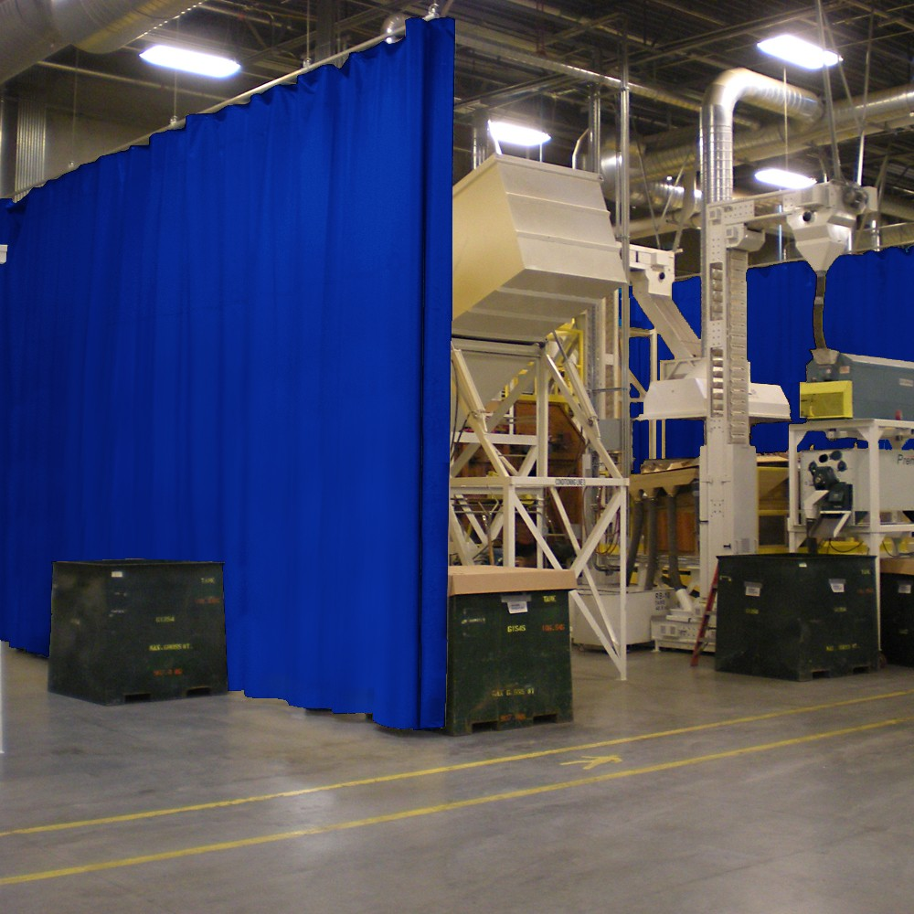 usda grade curtain wall