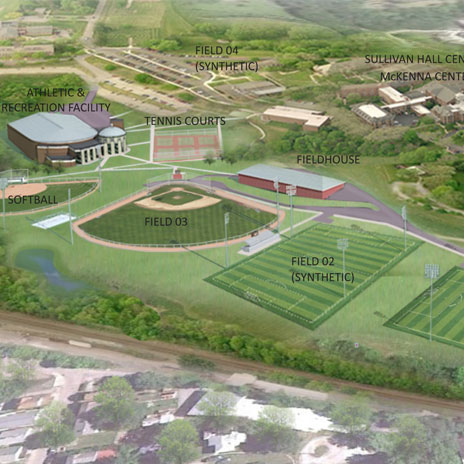 Athletics And Recreation Facilities Master Plan Hastings
