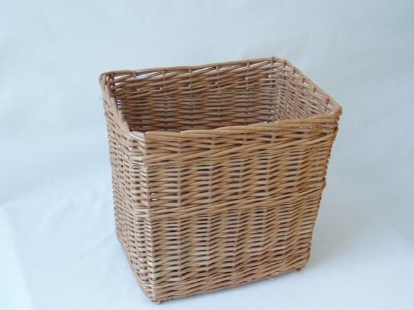 Wp05 Rectangular Square Waste Paper Basket Wicker Baskets