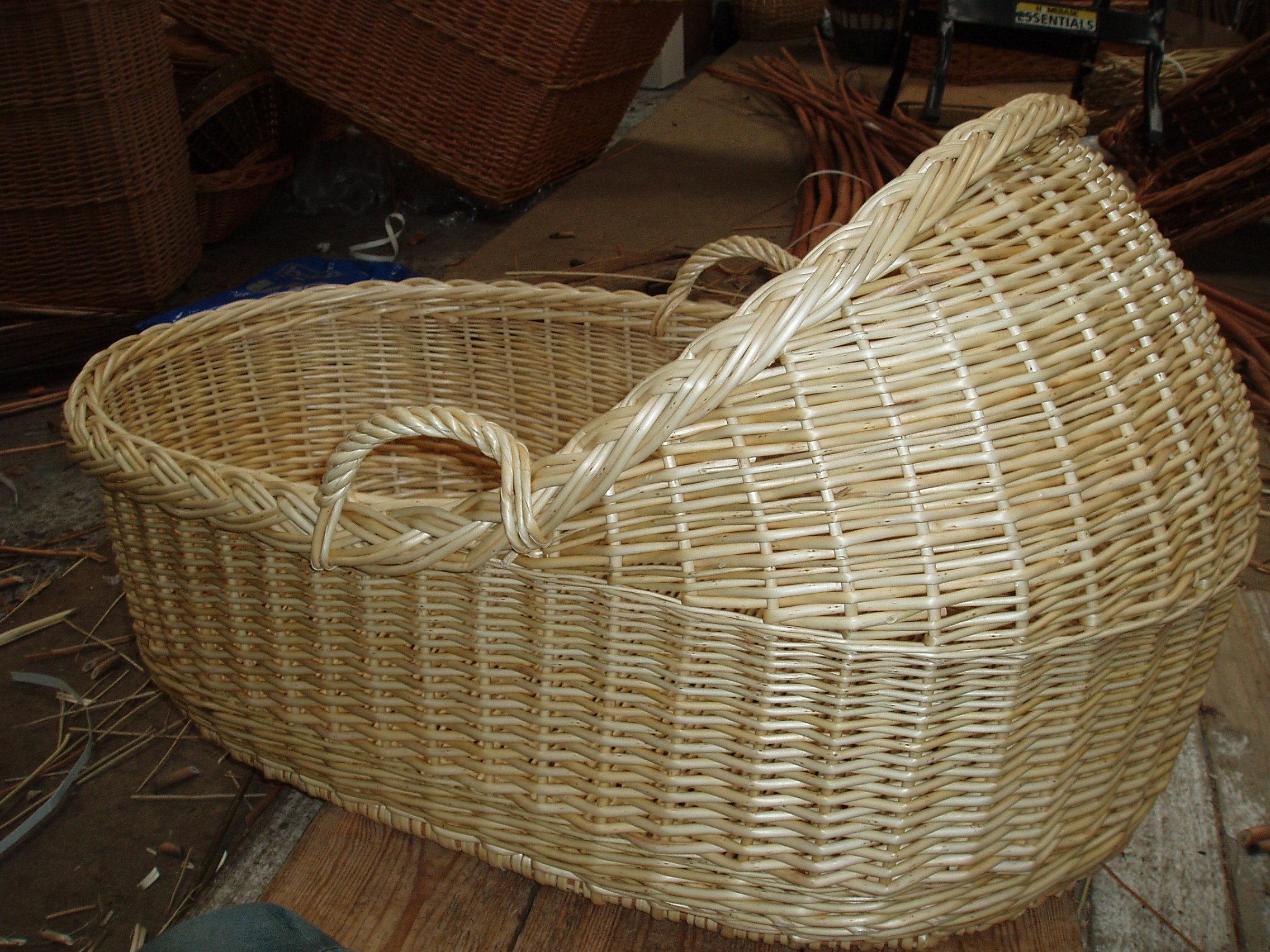 Moses Basket Wicker Baskets