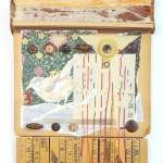 Simplify; Lessons Learned From a Sweet Wren,   Mixed Media Assemblage,   June The Sustainable Souls Project Hastypearl