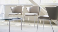 DON'T FORGET THE WAITING AREA IN YOUR OFFICE DESIGN