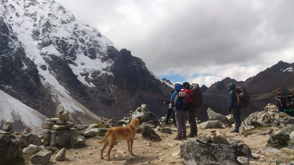 Trekking del Salkantay a Machu Picchu por libre