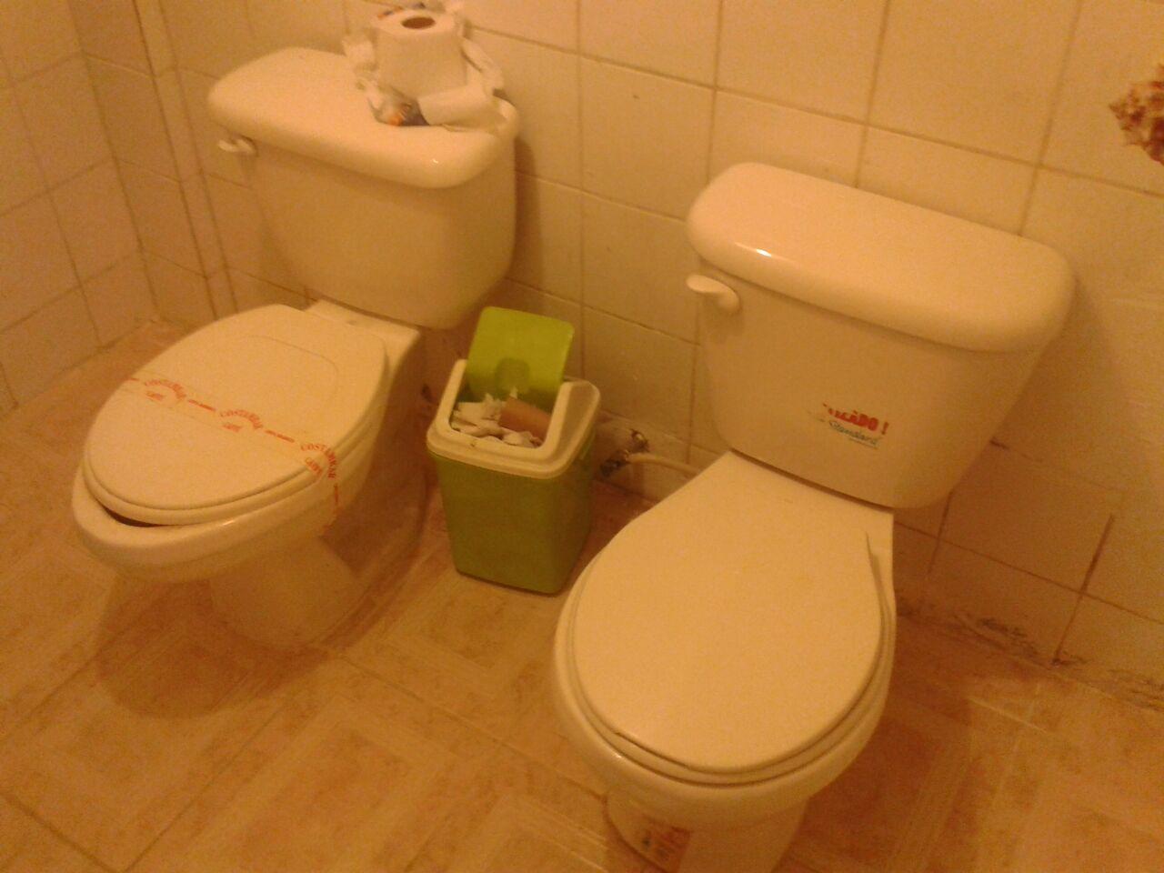 cagando por el mundo, horror de baños, asco de baños. mierda de baños, cagar juntos, baños del mundo