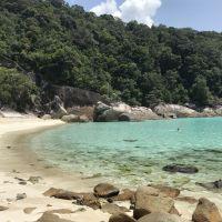 Malasia entre tiburones: Islas Perhentian e Isla de Kapas