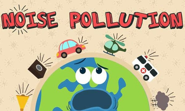 Noise Pollution Increases in the World