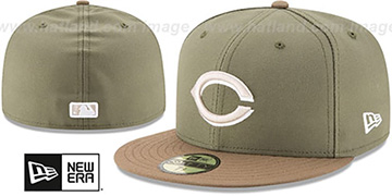 Reds 2017 ONFIELD ALTERNATE-2 Hat by New Era