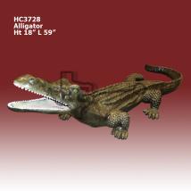 Alligators Hatley Castings