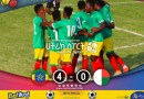 L'Éthiopie surclasse Madagascar (4-0)
