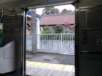 名鉄4000系のドア開閉動画