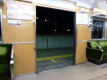 阪急5000系のドア閉動画