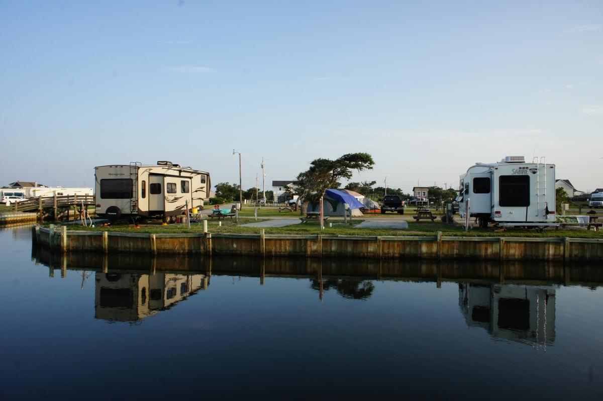 Gallery  Hatteras Sands Campground