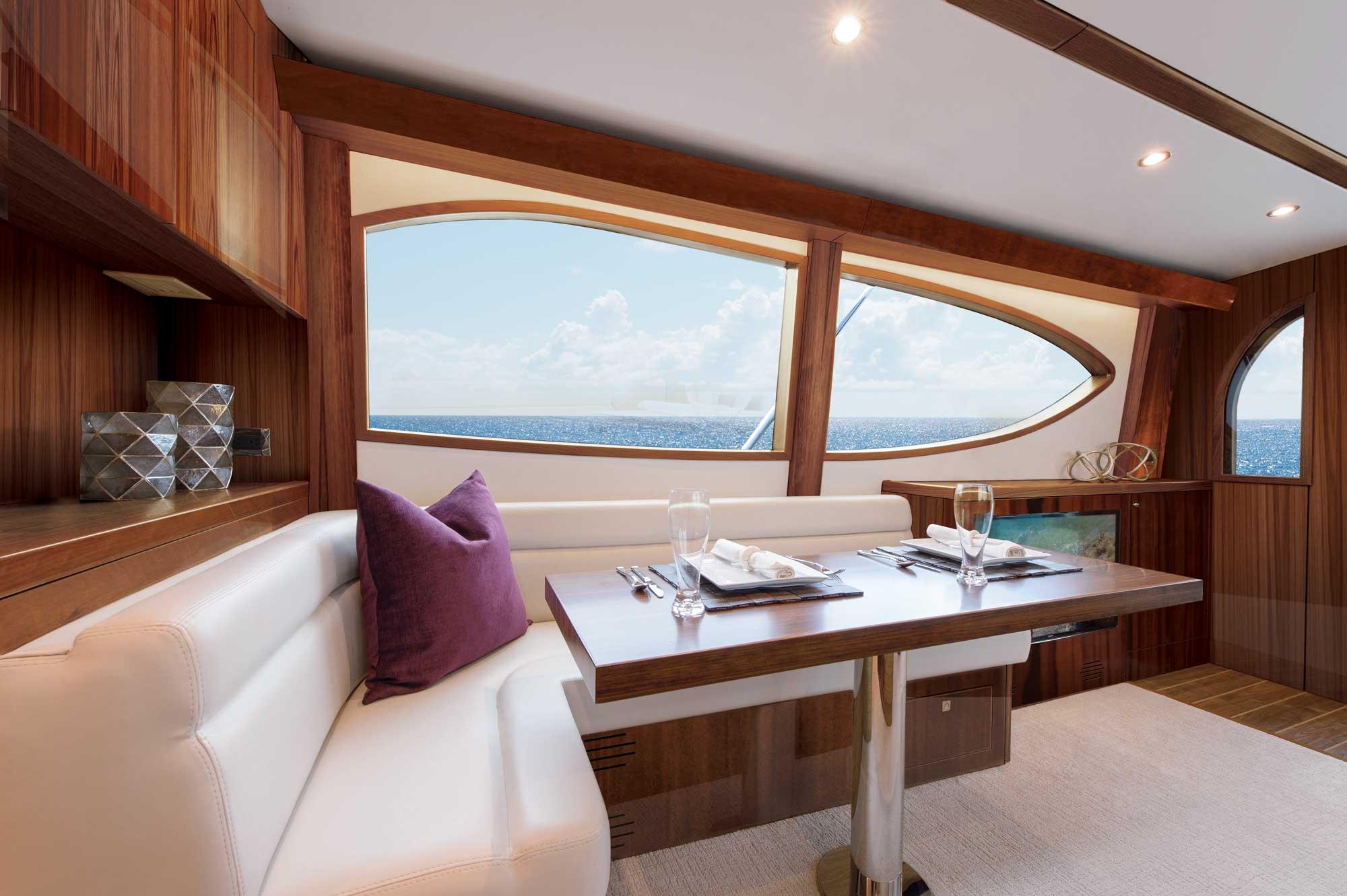 Hatteras Yachts GT54 Convertible Sportfishing Yacht