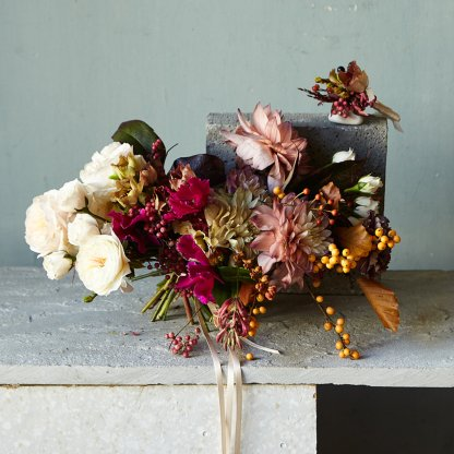 Seasonal Buttonhole | That Flower Shop | Weddings & Events