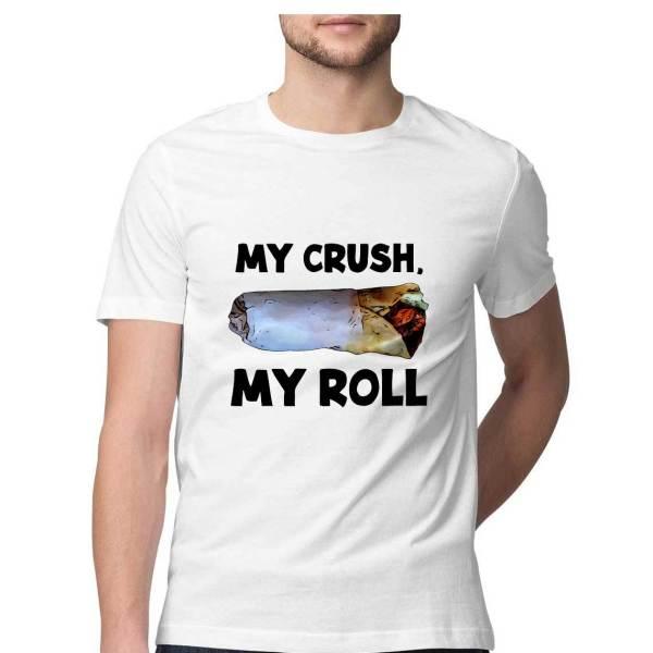 My Roll My Crush - White - HattsOff