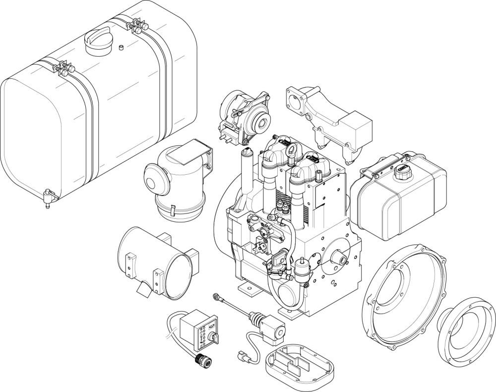 medium resolution of g series 2 cylinder engine industrial diesel engine hatz diesel construction hatz diesel engine wiring diagram