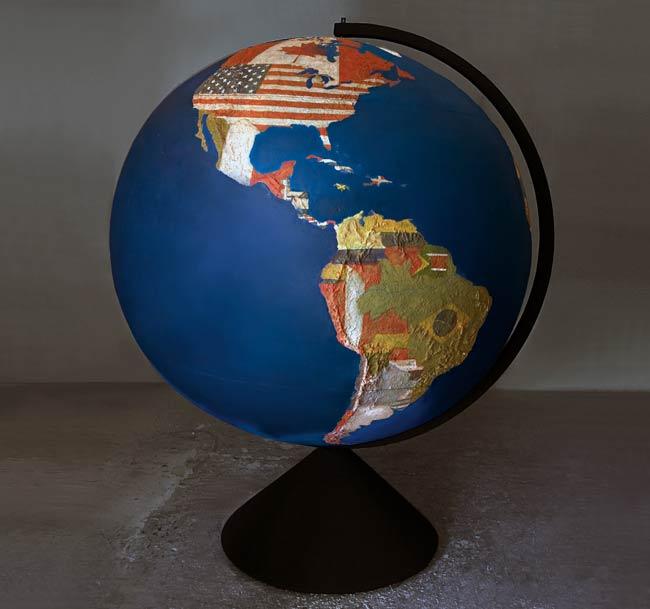 Αμερική πολιτικός χάρτης του 2000