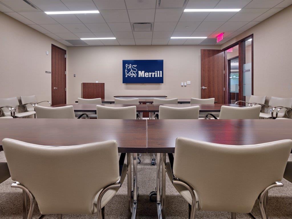 Merrill Lynch  Office Space  Hatzel  Buehler