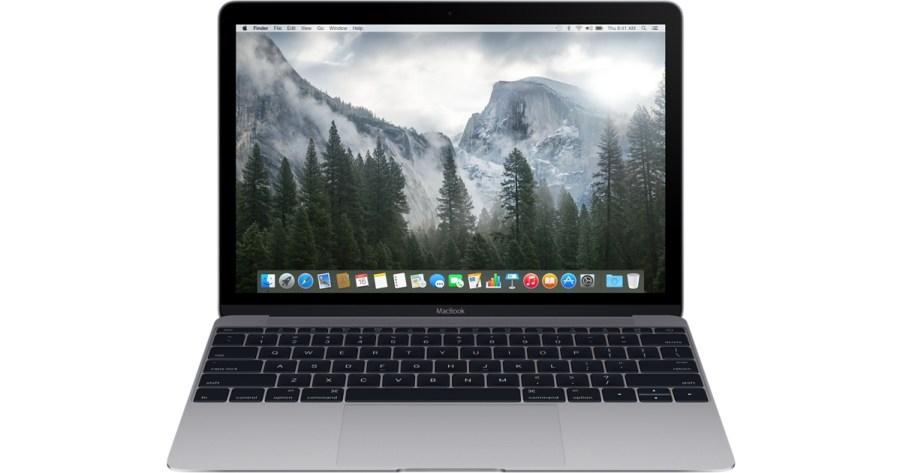 MacBook space grey