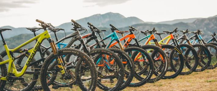 Enduro: Long Travel 29er Mountainbike gesucht