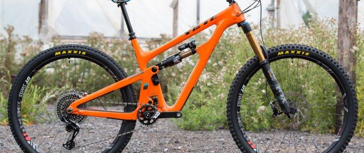 Yeti SB150 Bike