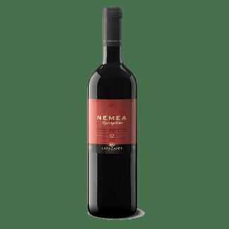 Rødvin Lafazanis Nemea 12